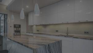 wyremontowana kuchnia w mieszkaniu w krakowie